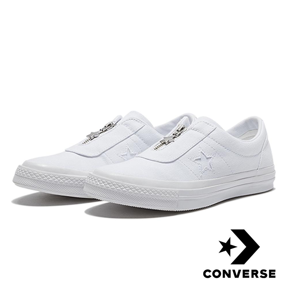 CONVERSE ONE STAR 女休閒鞋 564205C 白