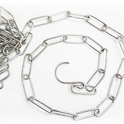 CD007 201 不銹鋼曬衣鏈 3米 晒衣鏈 10尺 多功能型曬衣鍊 鋼鐵鍊