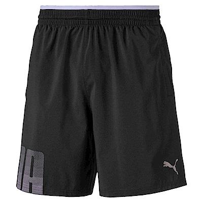 PUMA-男性訓練系列Collective 9吋短風褲-黑色-歐規