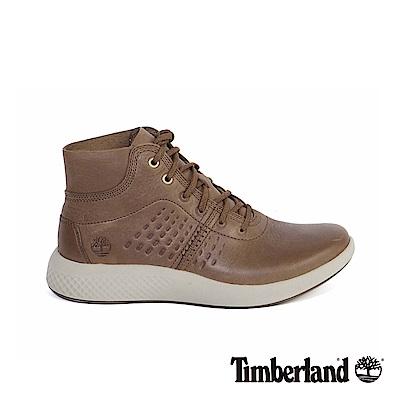 Timberland 男款FlyRoam Chill深咖啡色運動靴