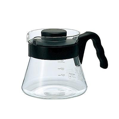 HARIO V60好握咖啡壺450ml 黑色