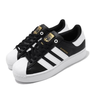 adidas 休閒鞋 Superstar Bold 增高 女鞋