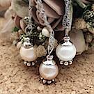 Hera 赫拉經典單顆天然珍珠項鍊(3色)