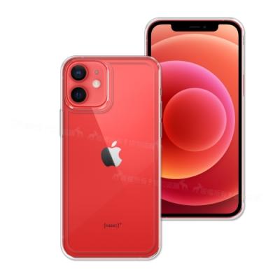 X-doria Crystal系列 iPhone 12 mini 5.4吋 全透明軍規晶透防摔保護殼