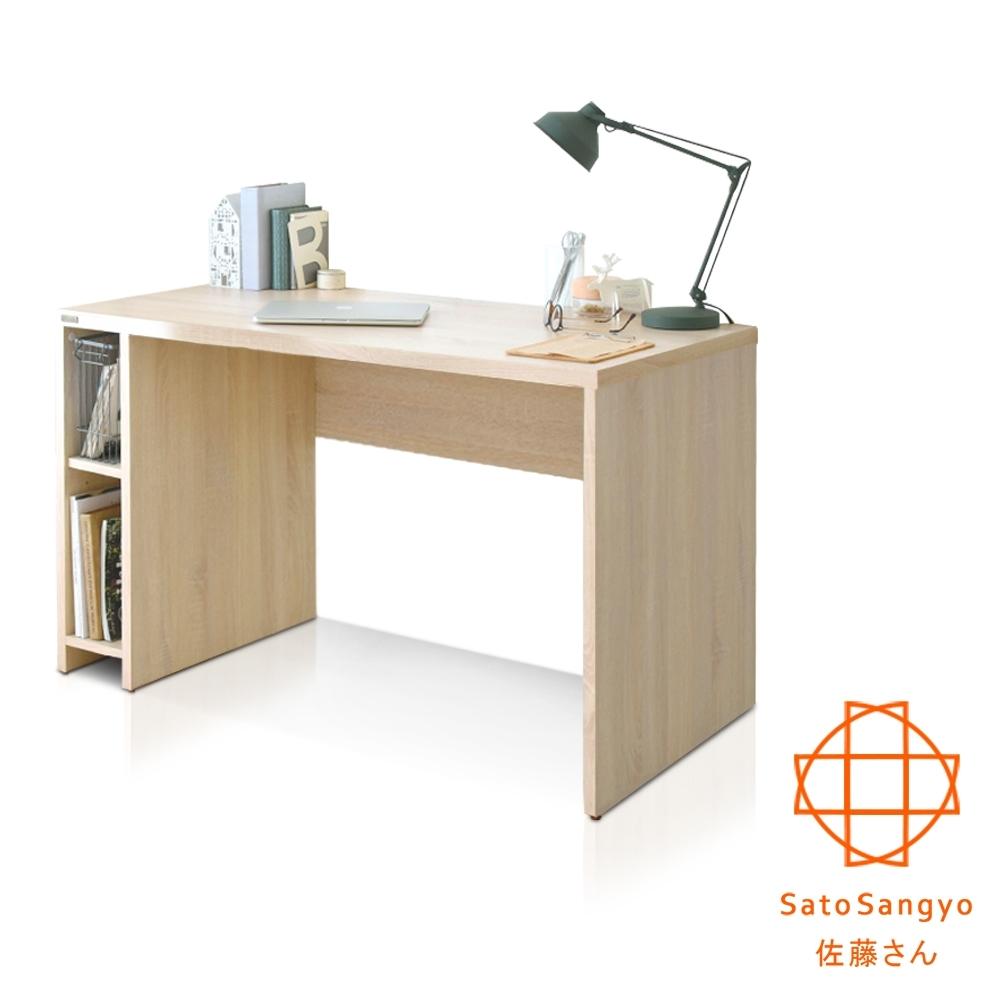 Sato_HELM白鹿之森雙格工作桌‧幅120cm W120 *D60 *H73 cm