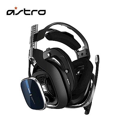 羅技 ASTRO A40電競耳機麥克風二代幻影黑