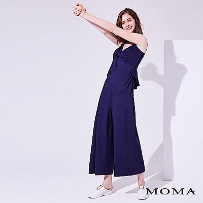 MOMA 蝴蝶結連身褲