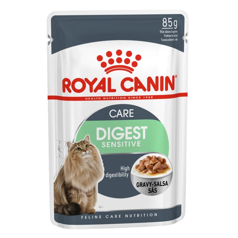 Royal Canin法國皇家 S33W腸胃敏感貓專用濕糧 85g 24包組