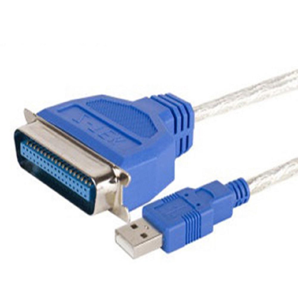 Z-TEK USB轉IEEE 1284打印線 3M(ZE600)