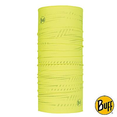 《BUFF》Plus反光頭巾-微酸萊姆 BF118103-117
