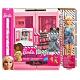 Barbie 芭比閃亮造型衣櫃 含1只娃娃 product thumbnail 1