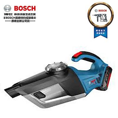 單4.0AH鋰電池 BOSCH GAS 18V-1 LI 無線充電式吸塵器