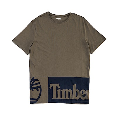 Timberland 男款葡萄葉LOGO T恤 | A1N91A58