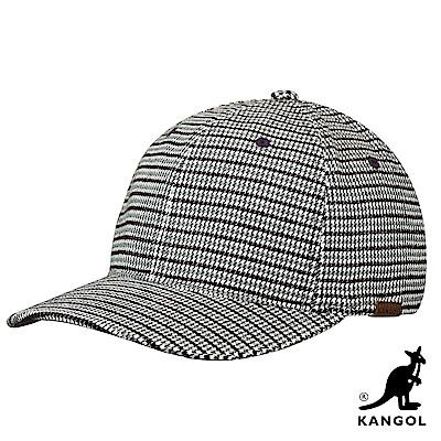 KANGOL棒球帽-格紋色