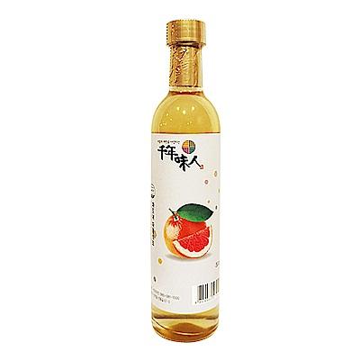 韓國千年味人 天然釀造醋飲-葡萄柚醋(300ml/瓶)