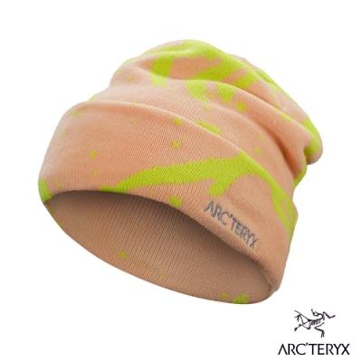 Arcteryx 始祖鳥 Grotto 保暖 針織毛帽 蜜桃粉