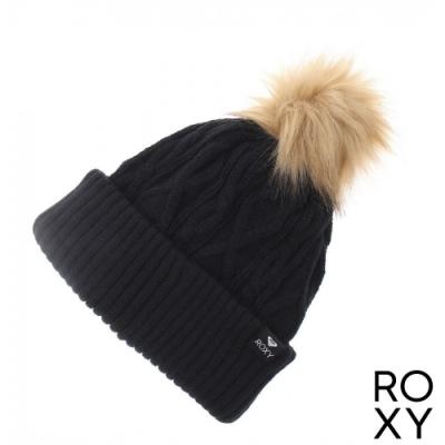 【ROXY】COUNTRY CALLING 毛帽 黑
