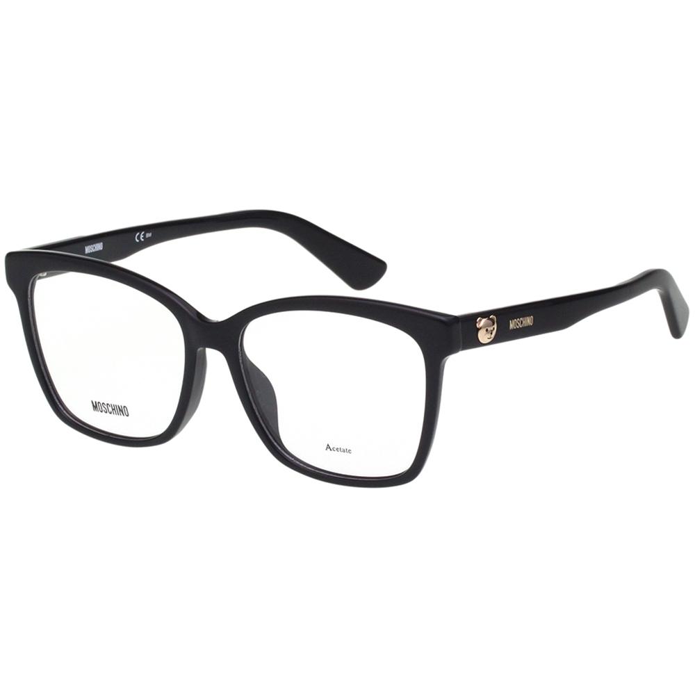 Moschino  小熊 光學眼鏡(黑色)