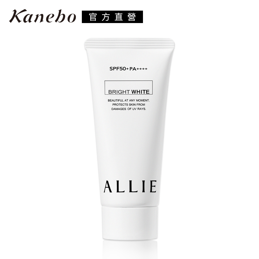 Kanebo 佳麗寶 ALLIE UV防曬茉桃水凝乳燦爛光澤白肌 60g