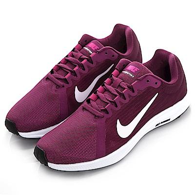 NIKE-女慢跑鞋908994600-紫