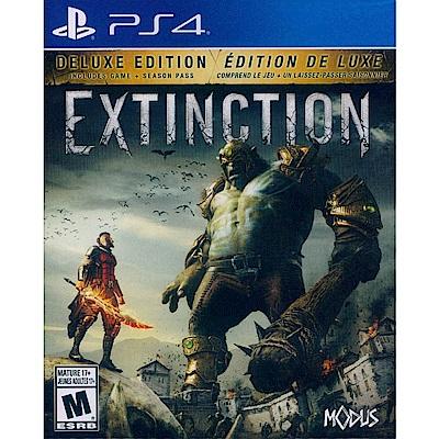 絕滅殺機 豪華版 Extinction Deluxe Edition - PS4 英文美版