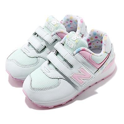 New Balance 慢跑鞋 IV574KCSW 童鞋