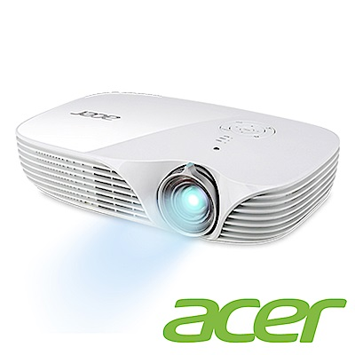 acer K138STi LED 行動投影機(800流明)