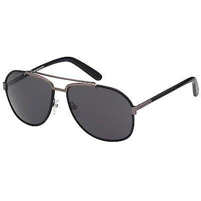 TOM FORD 雷朋型 太陽眼鏡-黑色-TF148