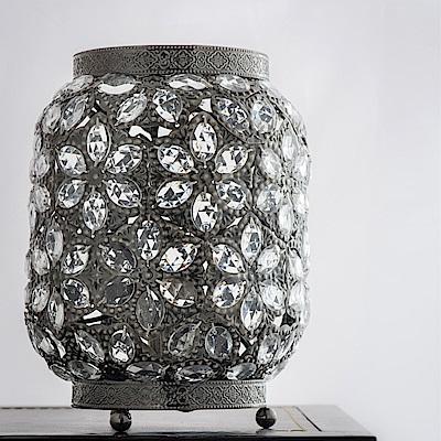 bnatural 青古銅花瓣紋桌燈BNL00070 (開運發財燈)
