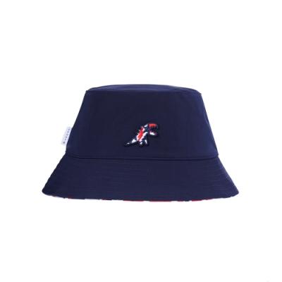 Agnes b. - Sport b. 雙面戴漁夫帽(中性)(藍/迷彩)