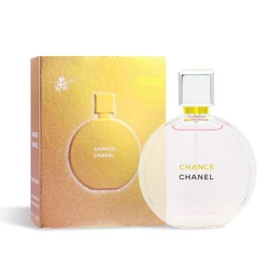 CHANEL 香奈兒 CHANCE 粉紅甜蜜香水 100ml (2020聖誕限定)