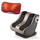 OSIM 暖足樂美腿機 OS-338 +3D巧摩枕 肩頸按摩器 OS-268