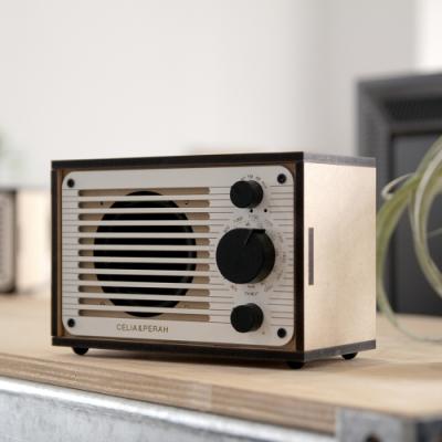 CELIA&PERAH希利亞 R1自組藍牙收音機音響/喇叭