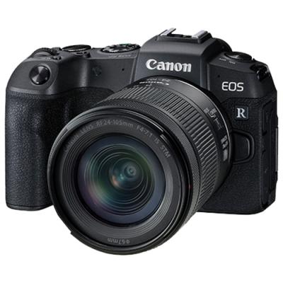 Canon EOS RP + RF 24-105mm F4-7.1 IS STM 變焦鏡組(公司貨)