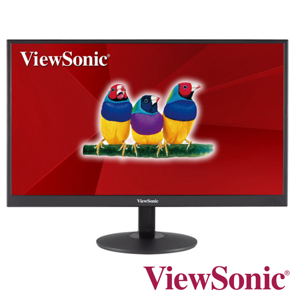ViewSonic VA2403-MH 24型VA寬螢幕