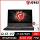 (M365組合) MSI微星 GL65 10SFK 15.6吋電競筆電(i7-10750H六核/RTX2070 8G/16G/512G PCIe SSD/Win10) product thumbnail 1