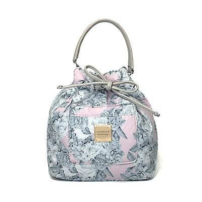 VOVAROVA空氣包-口袋水桶包-瑰麗 • 粉