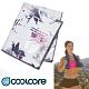 COOLCORE Chill Sport 涼感運動巾【印花系列 】白色數位花卉 product thumbnail 1