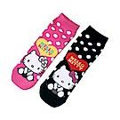 日本製Hello kitty短襪(2雙組)  k51211 魔法Baby