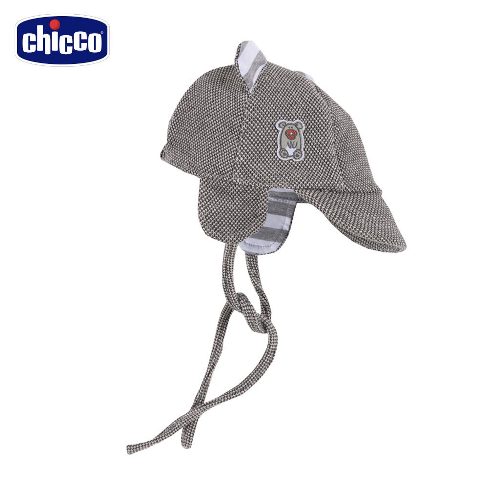 chicco-小熊家族-造型護耳帽