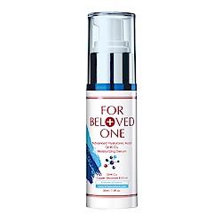 寵愛之名 多分子玻尿酸藍銅保濕精華17ML 小藍玻