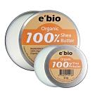 e'bio伊比歐 100%有機乳油木果油-無香味 (100g+30G限定組合)