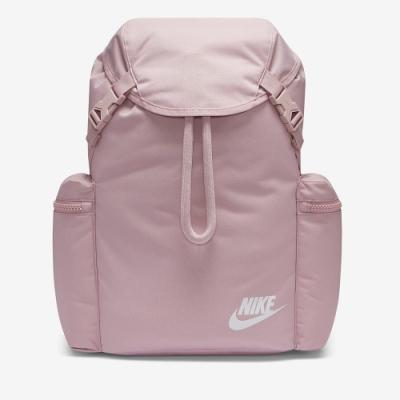 NIKE 筆電包 健身 旅行 運動 休閒 雙肩後背包 粉紫 BA6150516 NK HERITAGE RKSK
