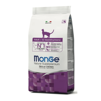 Monge瑪恩吉 天然全能 成貓糧(雞肉)1.5kg