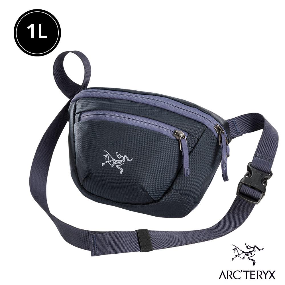 Arcteryx 始祖鳥 24系列 Maka 1L 多功能腰包 途易藍