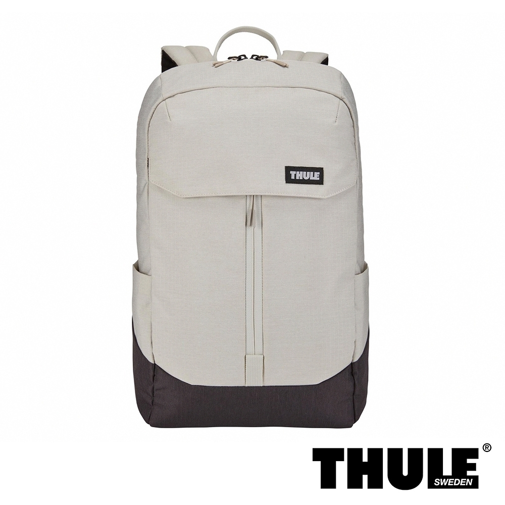 Thule Lithos 20L 15.6 吋電腦後背包-灰白