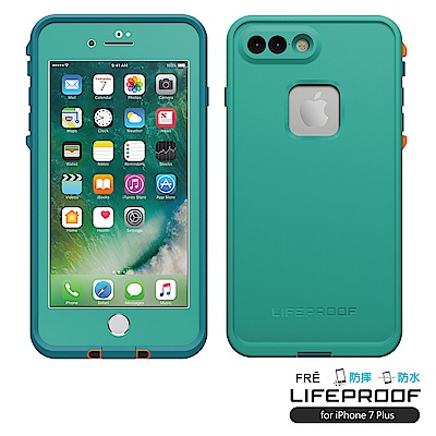 LIFEPROOF iPhone 7+ 專用 防水防雪防震防泥超強保護殼-FRE...