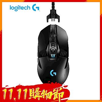 羅技 G903 LIGHTSPEED 專業電競級有線/無線遊戲滑鼠