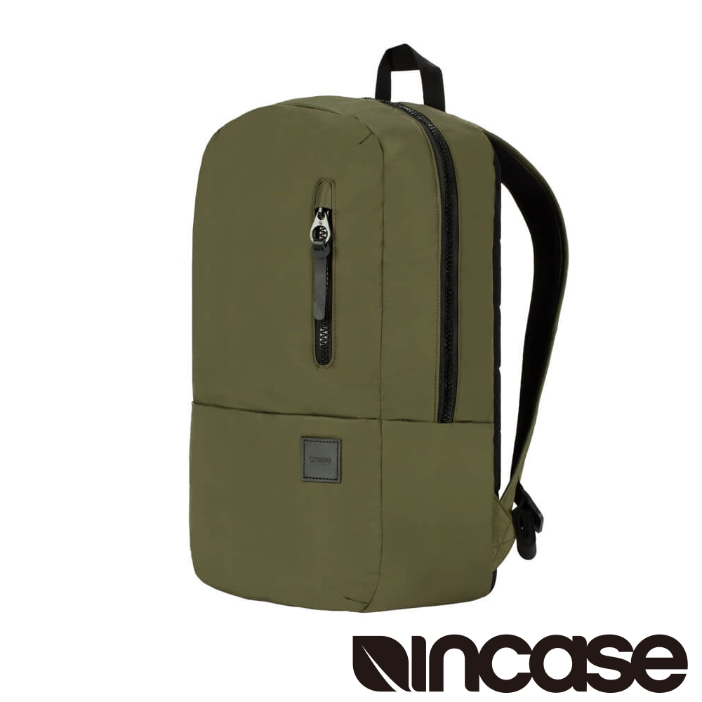 INCASE Compass Backpack 15吋 飛行尼龍筆電後背包 (軍綠)