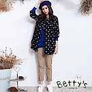 betty's貝蒂思 腰間鬆緊抽繩口袋長褲(卡其)